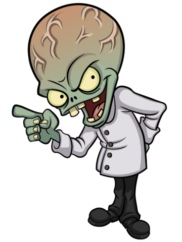 Zombie villains clipart jpg royalty free library Dr. Zomboss | Villains Wiki | FANDOM powered by Wikia jpg royalty free library