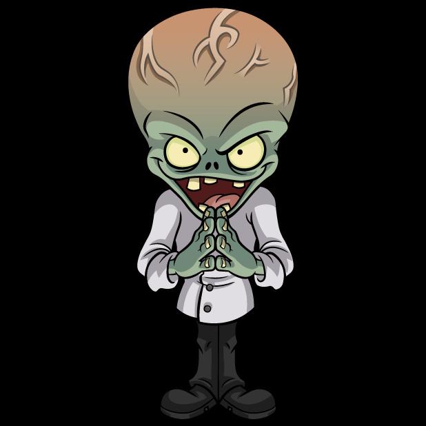 Zombie villains clipart clip art freeuse library Dr. Zomboss/Gallery | Villains Wiki | FANDOM powered by Wikia clip art freeuse library