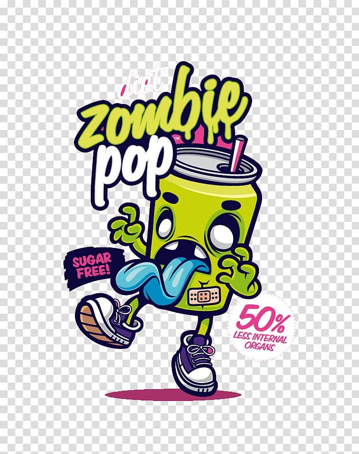 T shirt sticker clipart graphic transparent download T-shirt Sticker Hoodie Zombie Redbubble, Zombie cola ... graphic transparent download