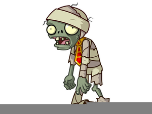 Zombies clipart svg free Plants Versus Zombies Clipart   Free Images at Clker.com ... svg free