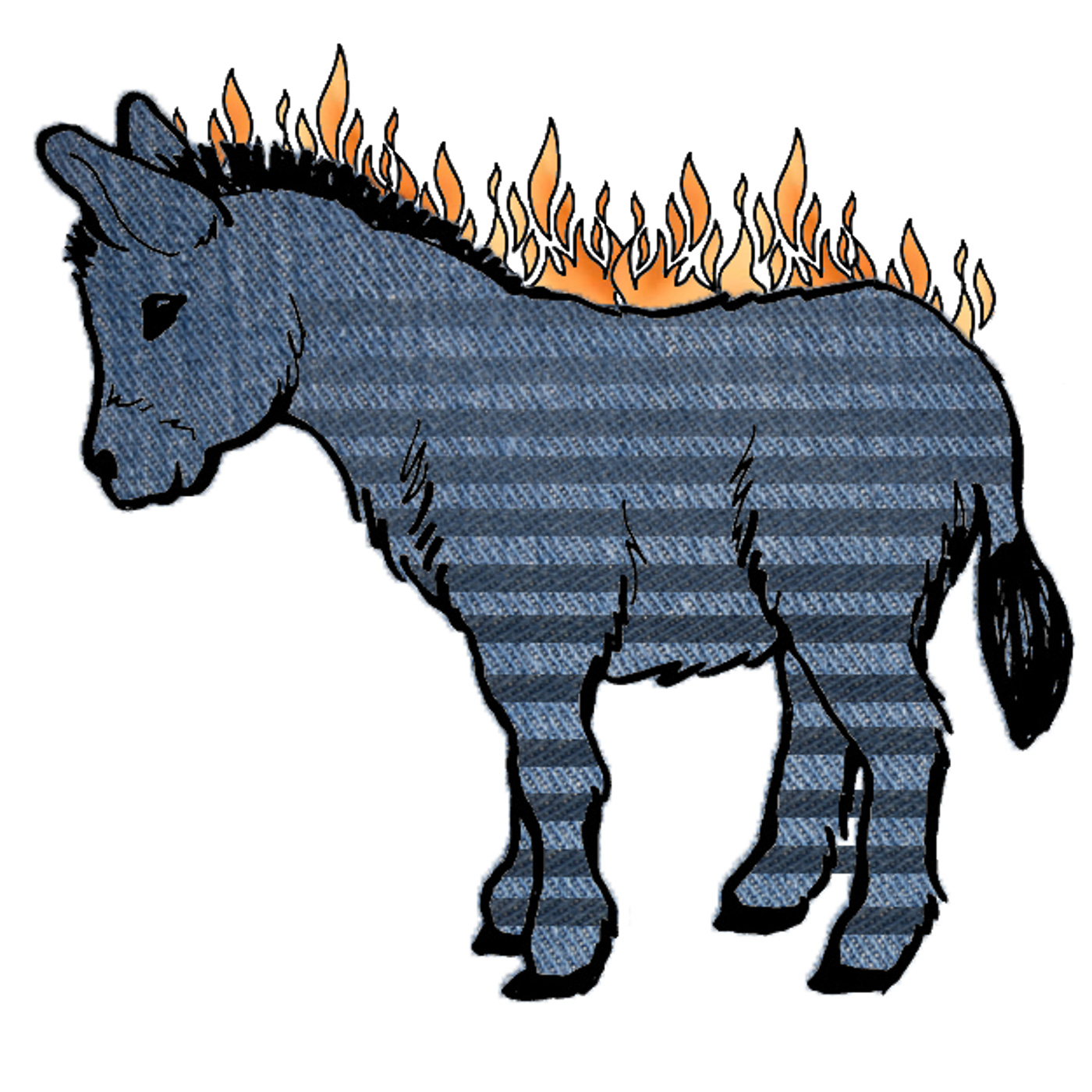 Zonkey clipart picture free download The Flaming Zonkey Podcast | Listen via Stitcher for Podcasts picture free download