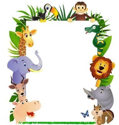 Zoo animal border clipart free jpg library stock Free Zoo Border Cliparts, Download Free Clip Art, Free Clip ... jpg library stock