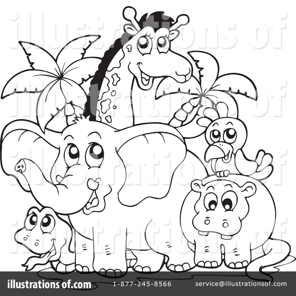 Zoo animal clipart sheet graphic stock Care of zoo animal clipart - ClipartFest graphic stock