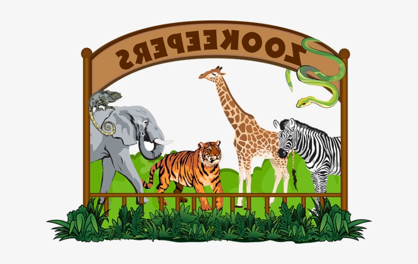 Zoo clipart transparent clipart transparent library Zoo Clipart 2 Image - Giraffe Transparent PNG - 640x439 ... clipart transparent library