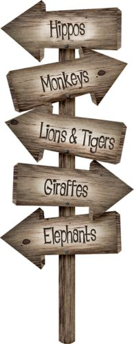 Zoo directions clipart vector freeuse download 56 Best Zoo Clipart images in 2015 | Zoo clipart, Safari ... vector freeuse download