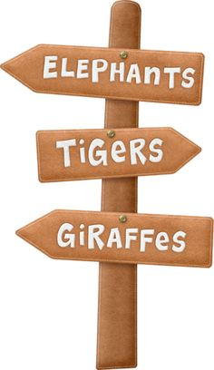 Zoo directions clipart clipart free stock 56 Best Zoo Clipart images in 2015 | Zoo clipart, Safari ... clipart free stock