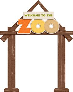 Zoo directions clipart graphic royalty free download 56 Best Zoo Clipart images in 2015 | Zoo clipart, Safari ... graphic royalty free download