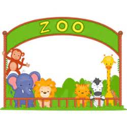 Zoo gates clipart picture freeuse library Zoo Gate Cartoon - Tristateportapotty picture freeuse library
