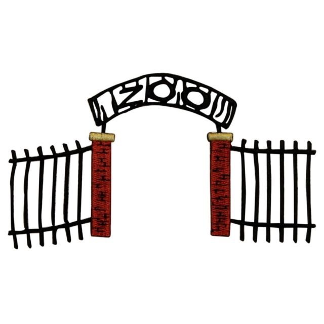 Zoo gates clipart svg freeuse library Free Zoo Clipart gate, Download Free Clip Art on Owips.com svg freeuse library