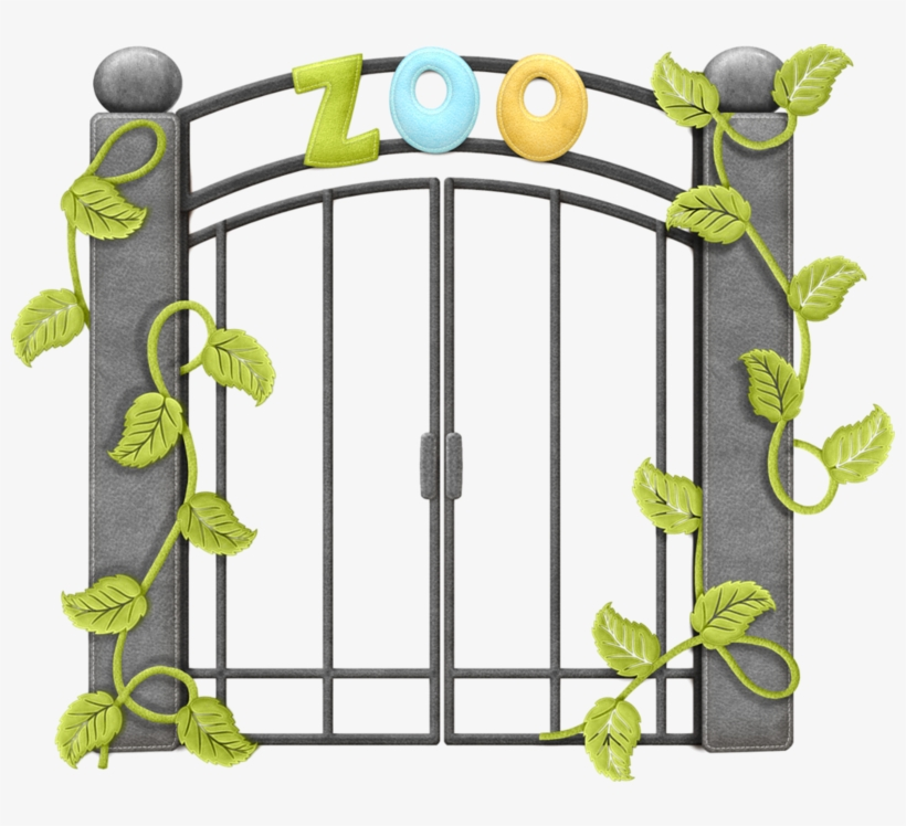 Zoo gates clipart freeuse Golden Gate Bridge Drawing Clip Art At Getdrawings - Zoo ... freeuse