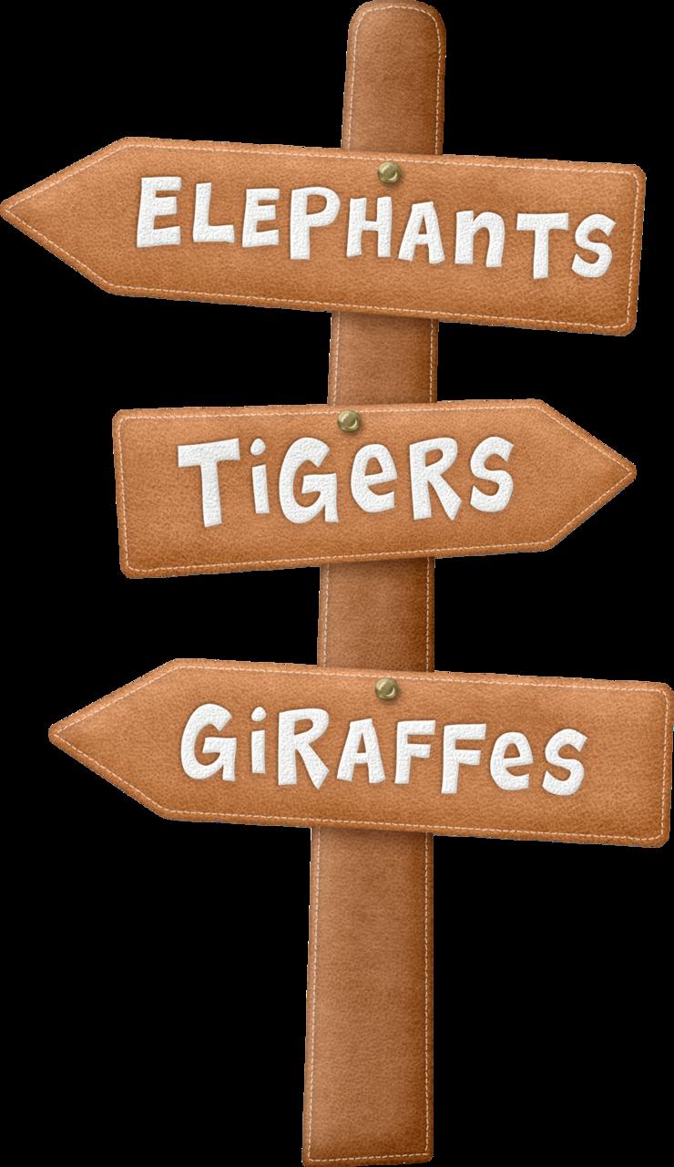 Zoo gift shop sign clipart vector transparent ○•°‿✿⁀Zoo Safari‿✿⁀°•○   Iղ եɧᏋ ʝᘎղᎶԼᏋ Ꭷᖇ ... vector transparent