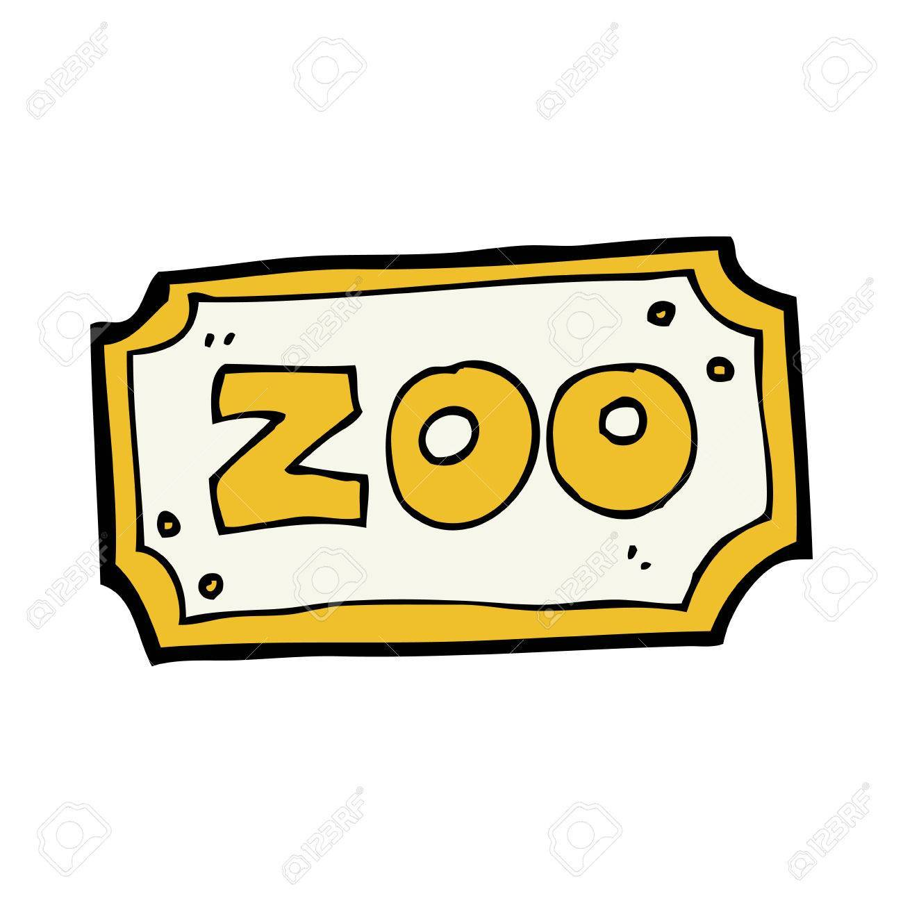 Zoo gift shop sign clipart svg library Cartoon zoo sign » Clipart Portal svg library