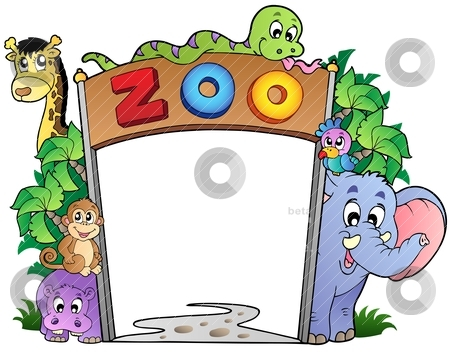 Zoo gift shop sign clipart freeuse library Zoo Clipart sign 8 - 450 X 353 Free Clip Art stock ... freeuse library