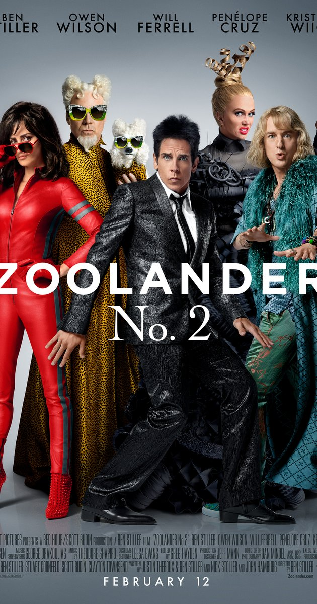 Zoolander 2 graphic royalty free library Zoolander 2 (2016) - IMDb graphic royalty free library