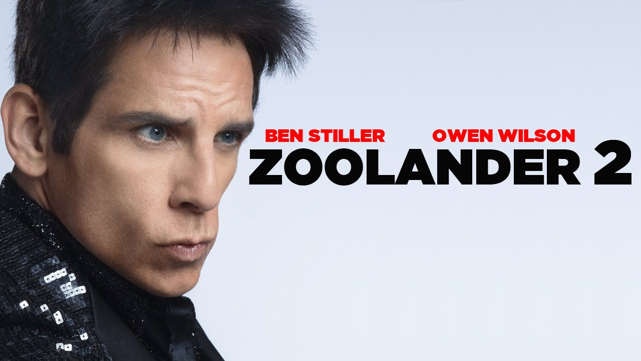 Zoolander 2 banner library stock Zoolander 2 - Official Trailer - YouTube banner library stock