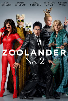 Zoolander 2 png library library Zoolander 2 Movie | HOYTS png library library