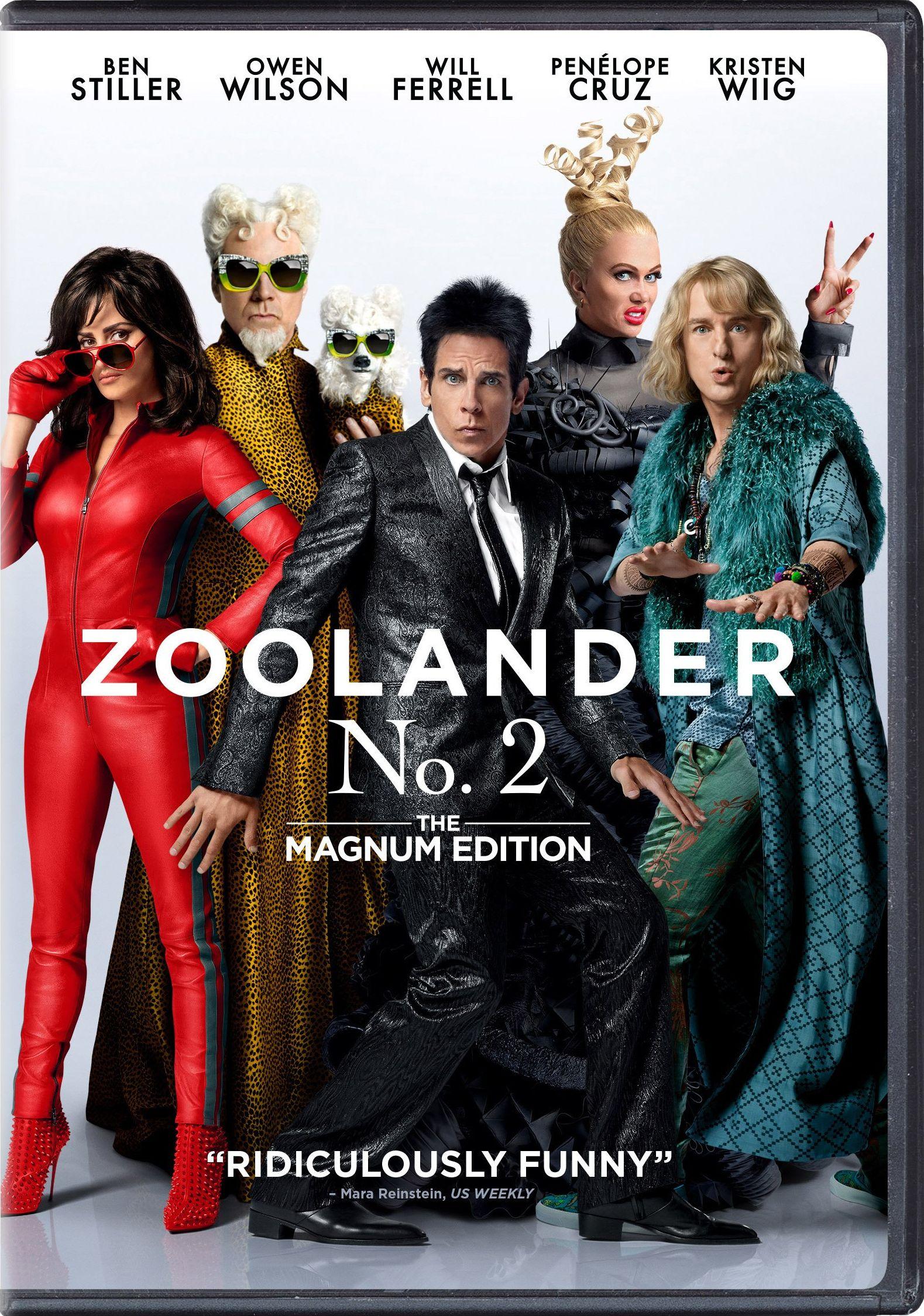Zoolander 2 clipart free library Zoolander 2 DVD Release Date May 24, 2016 clipart free library