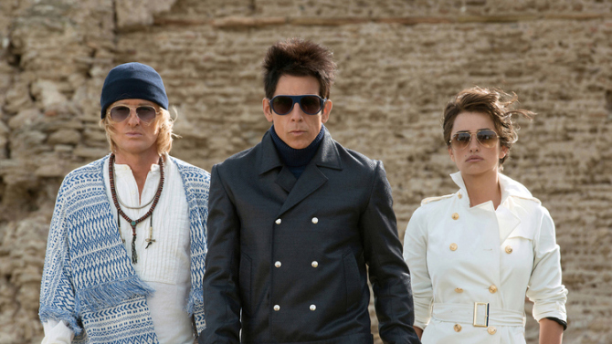 Zoolander 2 banner free library Zoolander 2' Review: Ben Stiller's Sequel Hits the Runway With a ... banner free library