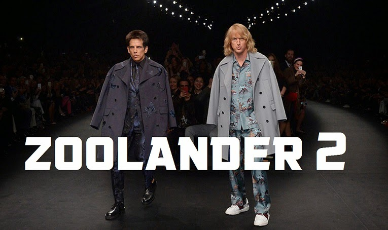 """Zoolander 2 vector transparent stock Zoolander 2"""" Is a Bad Movie, But At Least Justin Bieber Is Killed ... vector transparent stock"""
