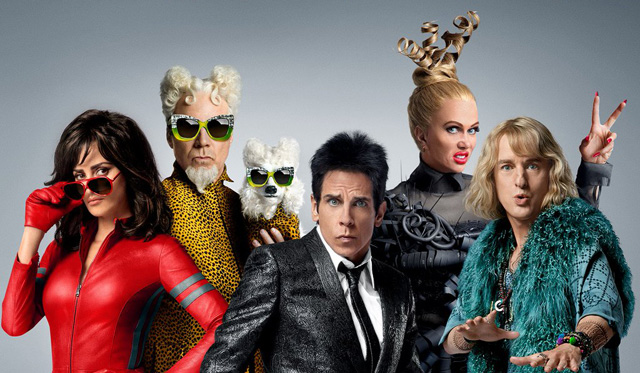 Zoolander 2 png stock Zoolander 2 Motion Poster Dares to Be Stupid png stock