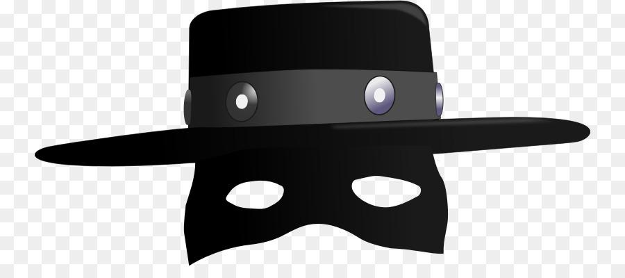 Zoro mask clipart svg royalty free Hat Cartoon clipart - Mask, Hat, Design, transparent clip art svg royalty free