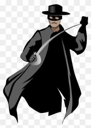 Zorro clipart clip transparent stock Clip Art Tags - Zorro Clipart - Png Download (#272949 ... clip transparent stock