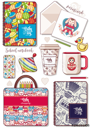 Zoya clipart picture Items for children. Vector clipart - Buy this stock vector ... picture