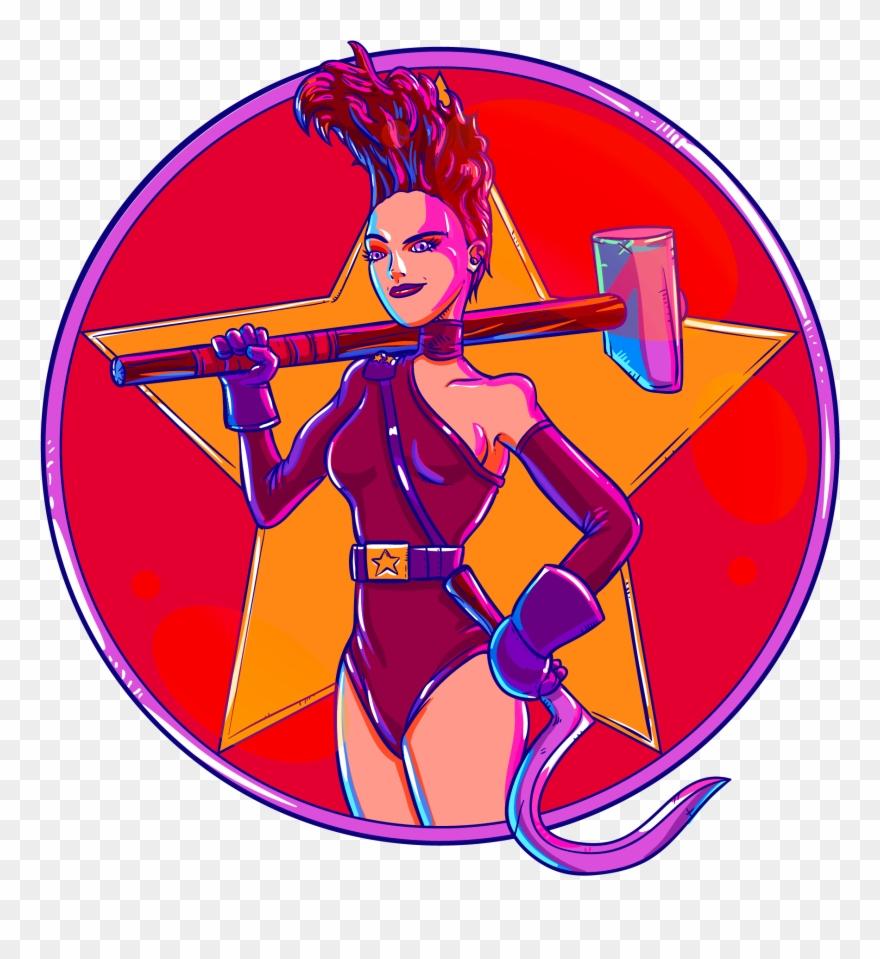 Zoya clipart vector free stock Just A Little Zoya Fanart I Drew Last Night - Cartoon ... vector free stock