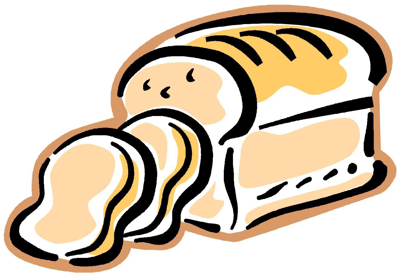 Zucchini bread clipart svg stock Bread clip art - ClipartFox svg stock