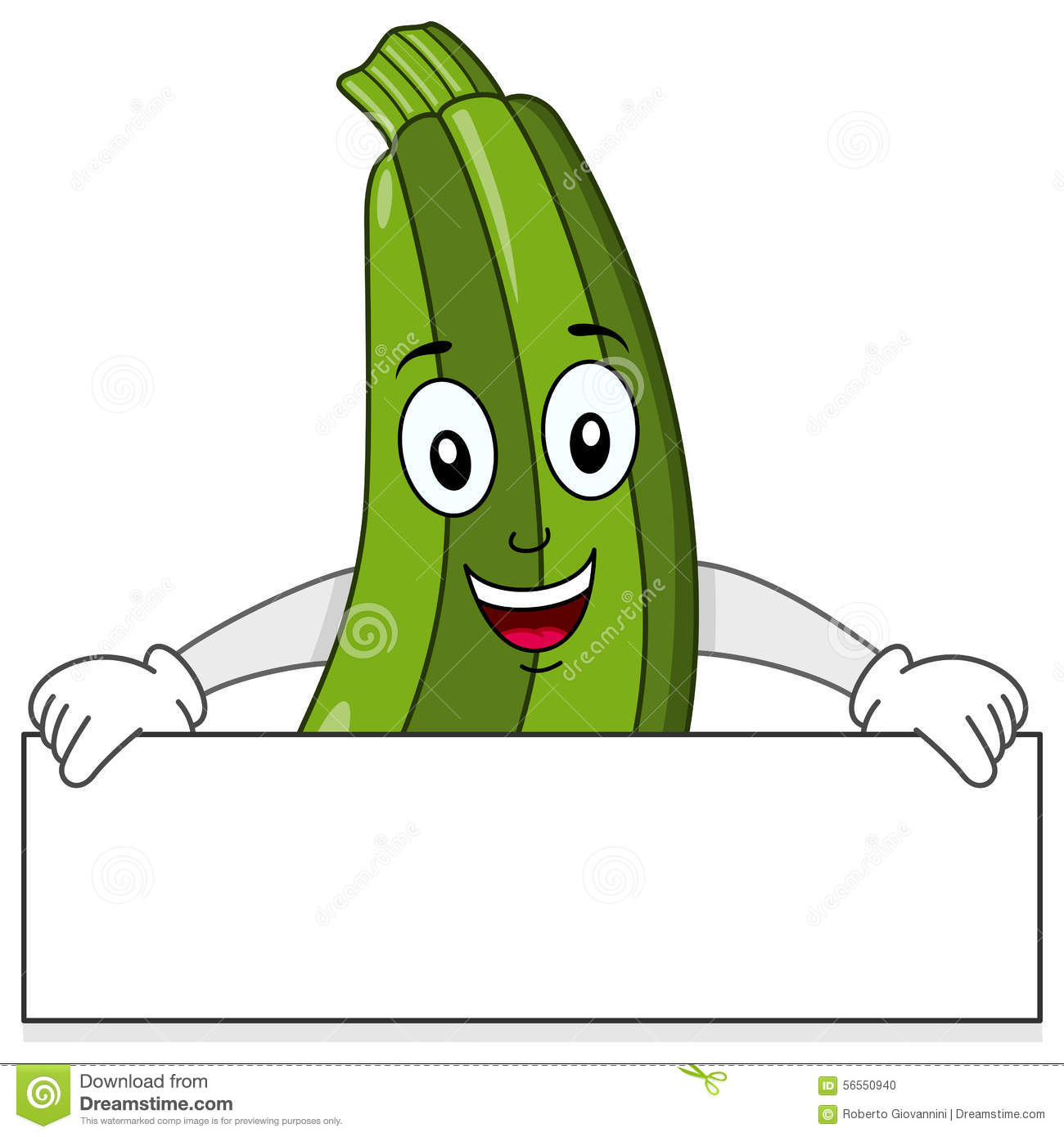 Zucchini character clipart png freeuse Happy Smiling Zucchini Character Stock Vector - Image: 41159394 png freeuse