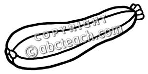 Zucchini clipart black and white clip art black and white stock Zucchini clipart black and white - ClipartFest clip art black and white stock