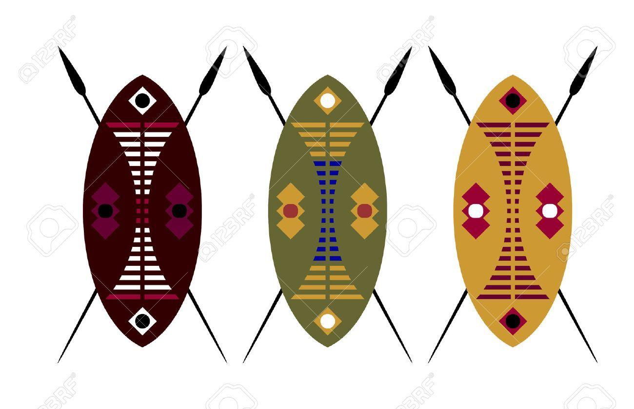 Zulu shield clipart jpg library stock Zulu shield clipart 7 » Clipart Portal jpg library stock