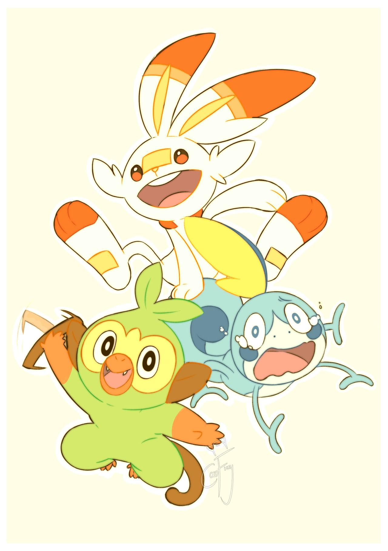 Zygara clipart pokemon jpg freeuse library stick monkey | Tumblr jpg freeuse library