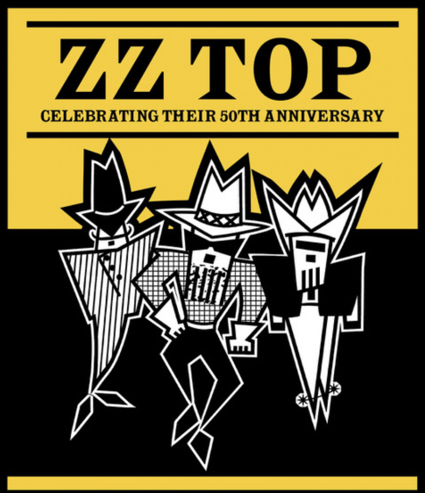 Zztop eliminator frontview clipart jpg black and white library Official Website   ZZ Top jpg black and white library