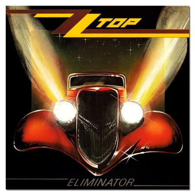 Zztop eliminator frontview clipart vector freeuse stock Billy F. Gibbons Artist Profile   Blackstar Amplification vector freeuse stock