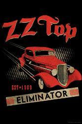 Zztop eliminator frontview clipart clipart freeuse library Affordable Epic Rights Posters for sale at AllPosters.com clipart freeuse library