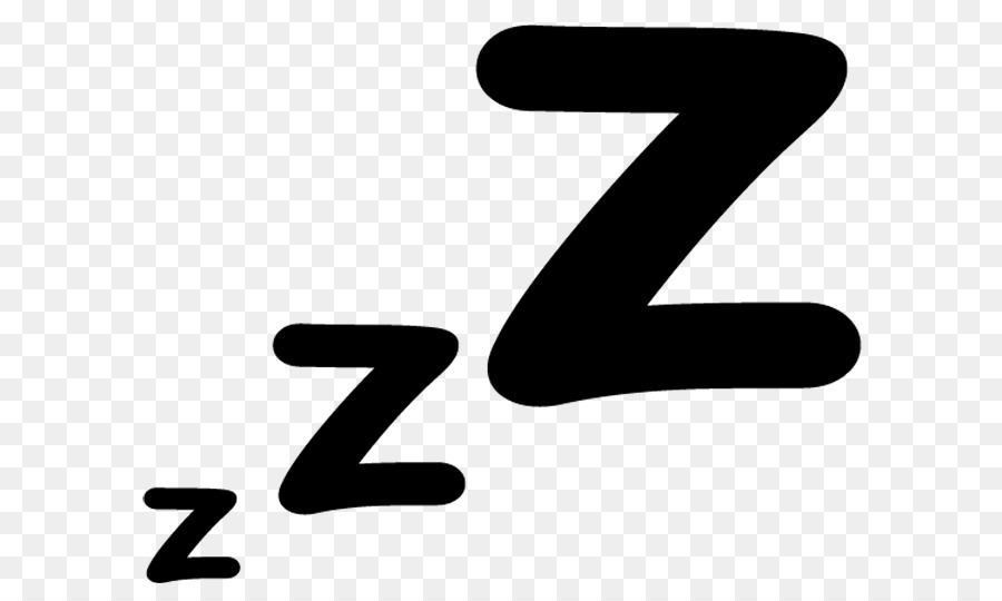 Zzzz clipart black and white graphic freeuse download Hand Cartoon clipart - Sleep, Text, Font, transparent clip art graphic freeuse download